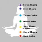 The Seven Main Chakras
