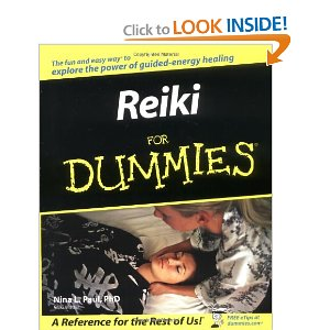 Reiki for Dummies, by Nina L. Paul