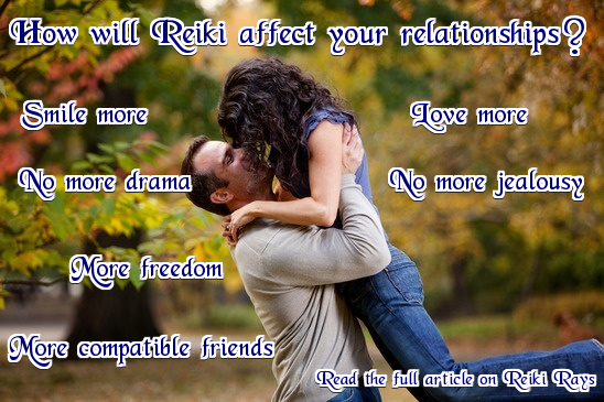 Impact of Reiki on Relationships