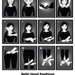 Reiki Hand Positions for Healing Others