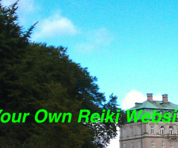 Your Own Reiki Website