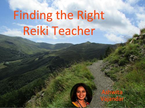 Finding the Right Reiki Teacher