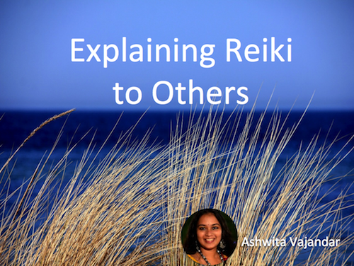 Explaining Reiki to Others