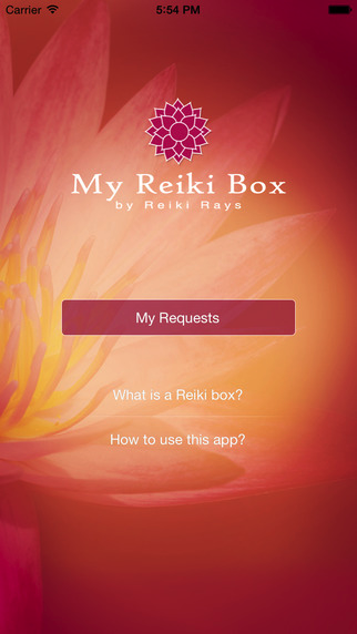My Reiki Box