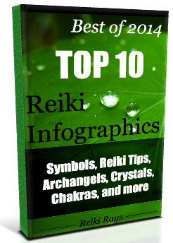 Reiki Infographics eBook