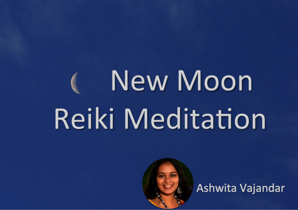 New Moon Reiki Meditation