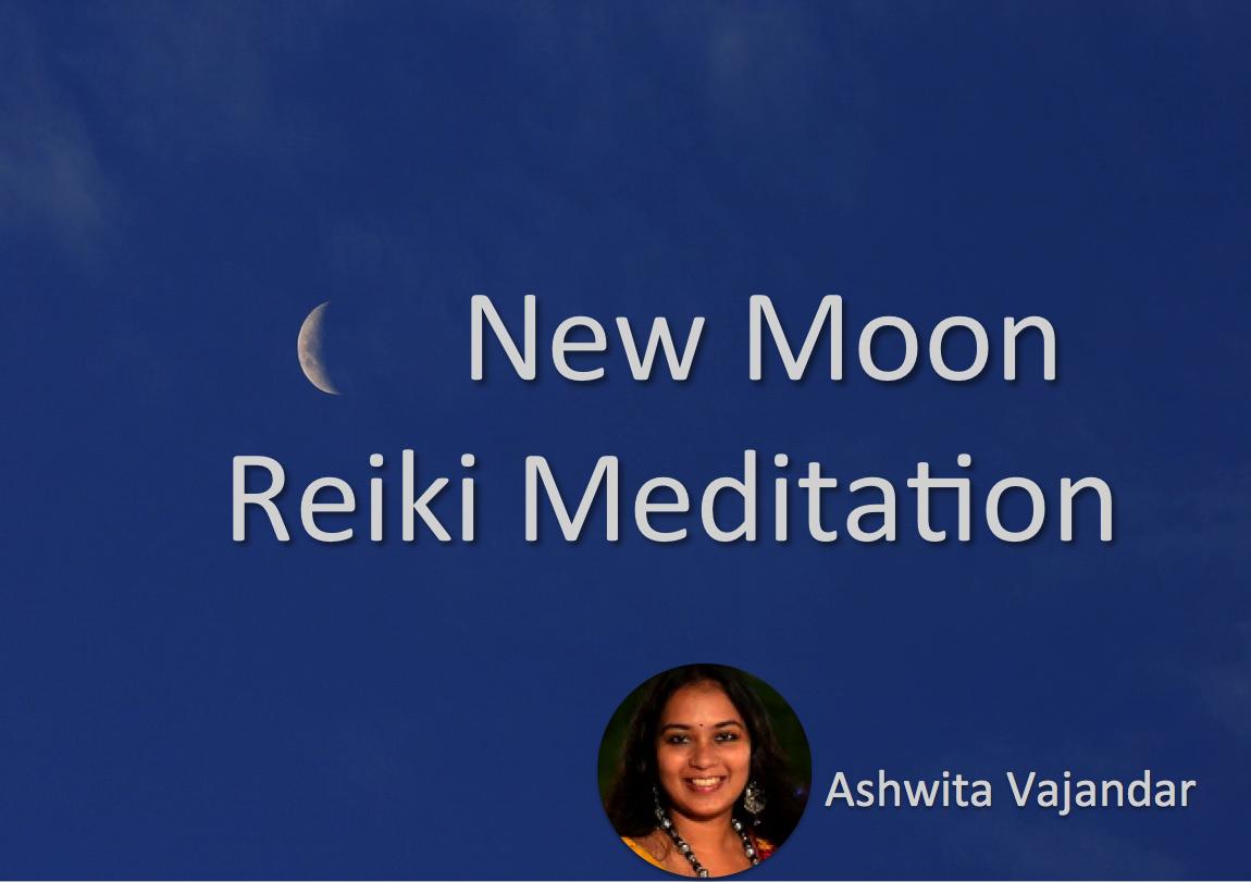 Podcast - New Moon Reiki Meditation - Reiki Rays