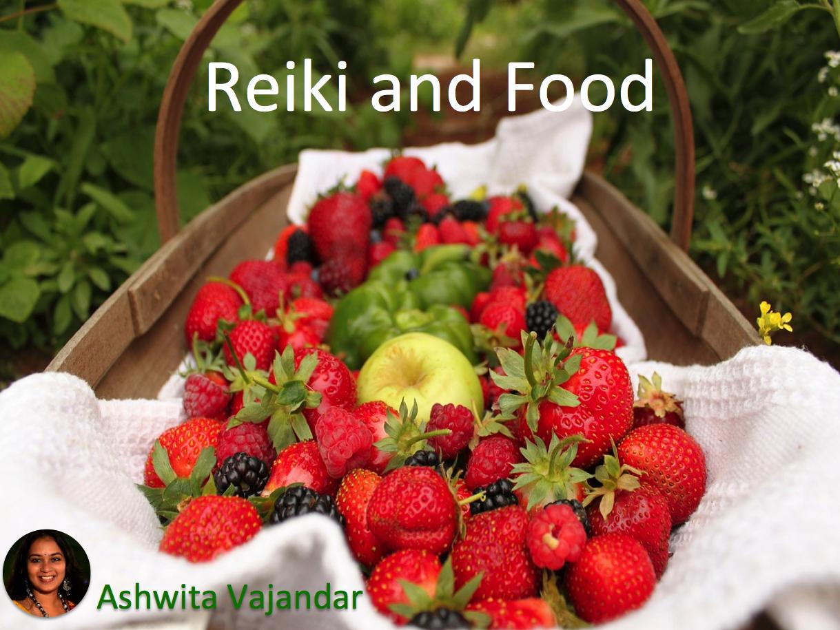 Podcast - Reiki and Food