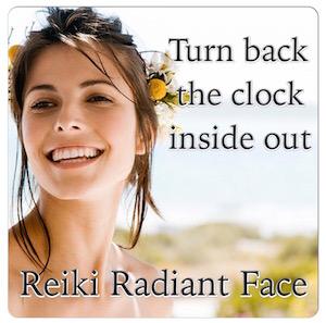 Reiki Radiant Face