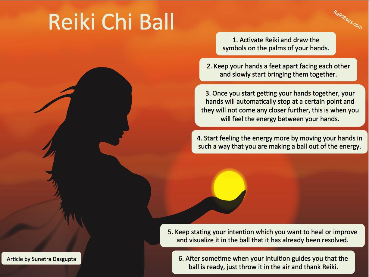 Reiki Chi Ball