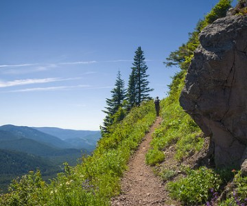 Hiking To Perspective With Reiki