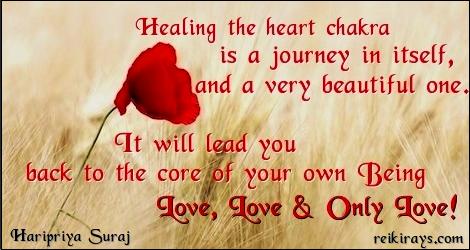 Healing Heart Chakra