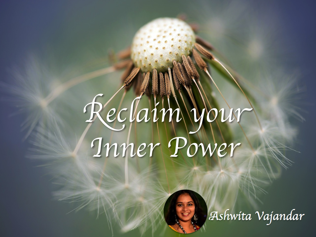 Reclaim your Inner Power