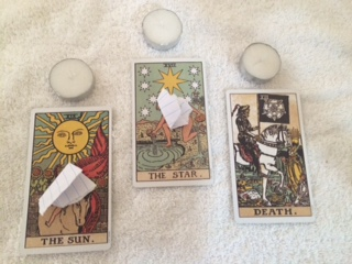 New Moon and Tarot