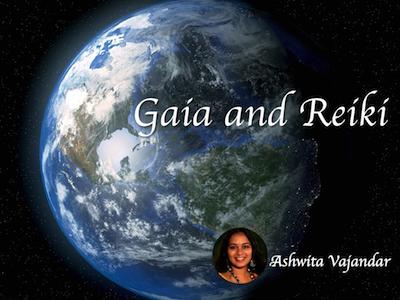 Gaia and Reiki
