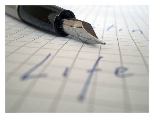 Reiki and Freewriting Journaling
