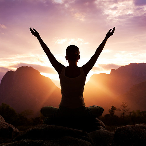 Chakra Meditation Using Reiki Symbols and Violet Flame
