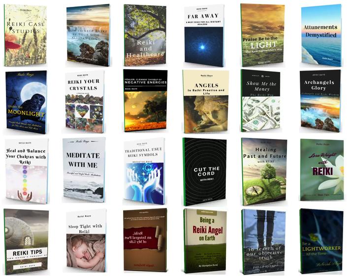 Reiki eBooks