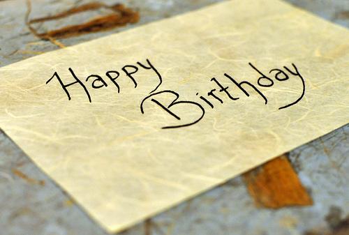 Happy Birthday Dr.Usui