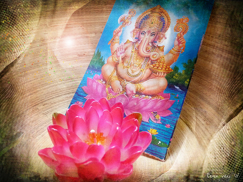 The Ascended Masters Series - Ganesha - Reiki Rays