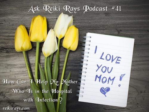Reiki Treat Infection