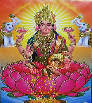 The Ascended Masters Series Lakshmi