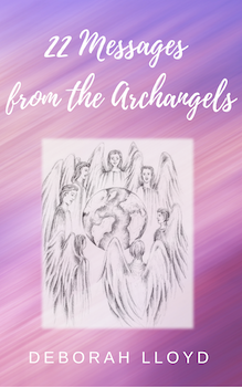 22 Messages from the Archangels cover