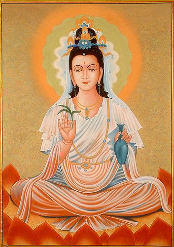 Improve Your Life Through Ascended Master Kuan Yin