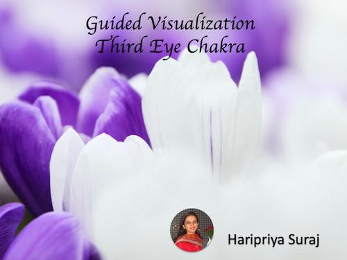 Guided Visualization - Third Eye Chakra