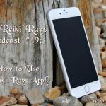 Reiki Rays App