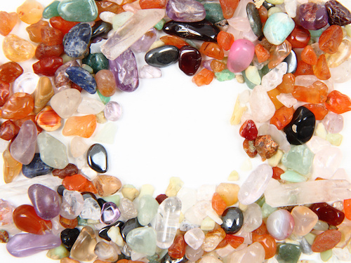 Reiki Stones and Crystals