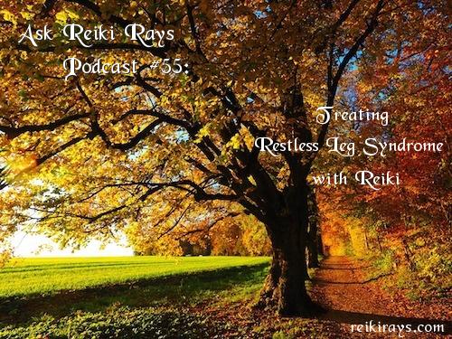 Restless Legs Reiki