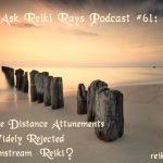 Distance Reiki Attunements