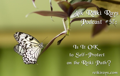 Reiki Self-Protection