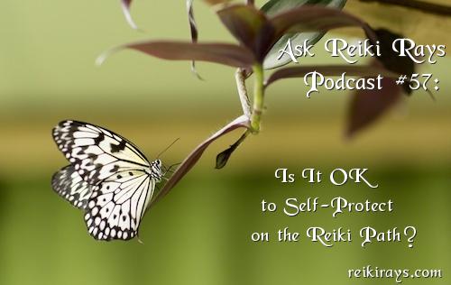 Reiki Self-Protection