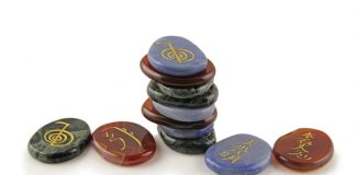 Reiki Healing Stones