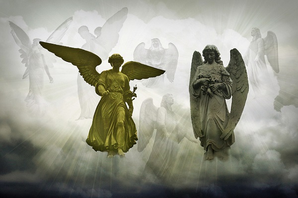 Protection with 4-Archangels