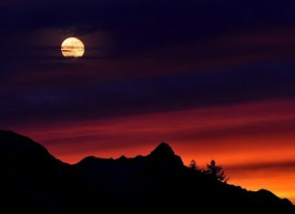 I RELEASE- Full Moon Ritual