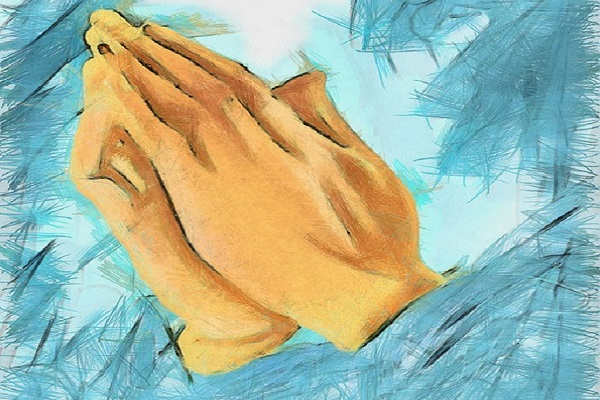 Praying with Reiki