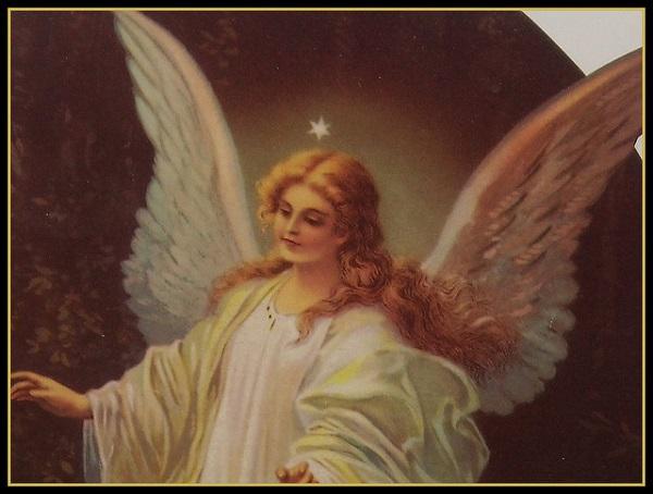 Sending Angels to Children