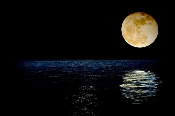 Full Moon and Depression Healing