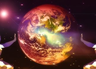 Sending Healing to our community and planet