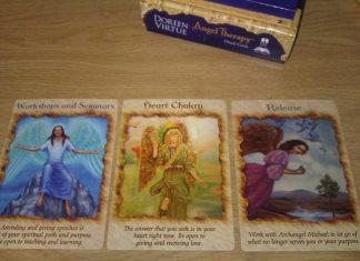 Tarot reading and reiki