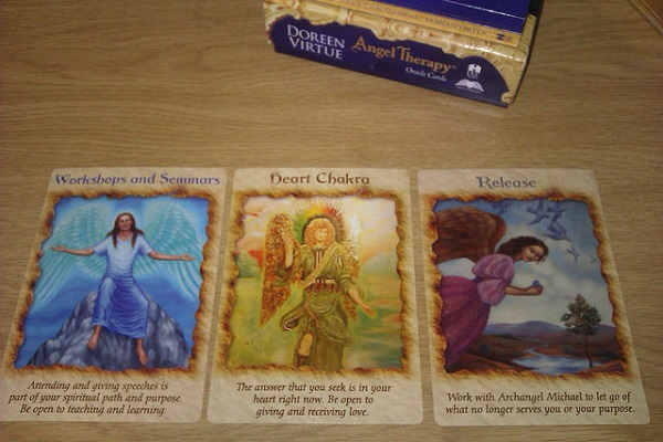 Tarot reading and reiki