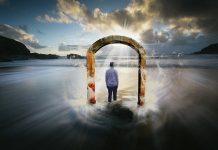 Hallucination healing through akashic