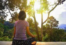 Divine Meditation, Vision and Perception