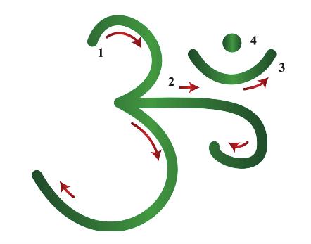 Om Reiki Symbol