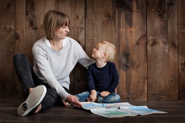Be a Reiki Guardian Mom