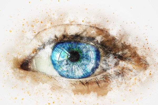 Reiki for eyes