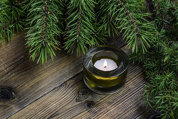 Reiki & Pine Meditaton